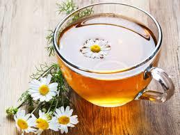 camomile tea info