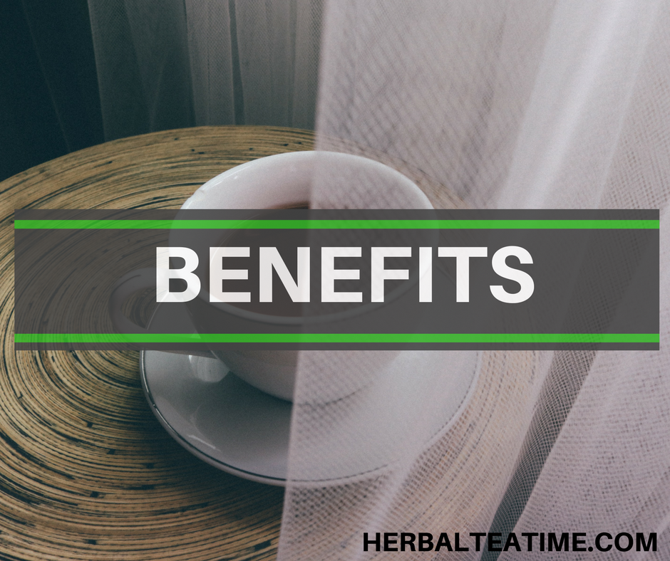 Herbal Tea Benefits: Improve Your Health Today
