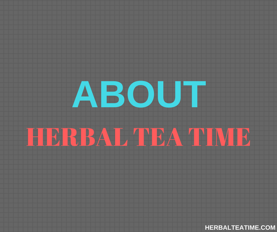 herbal tea time about