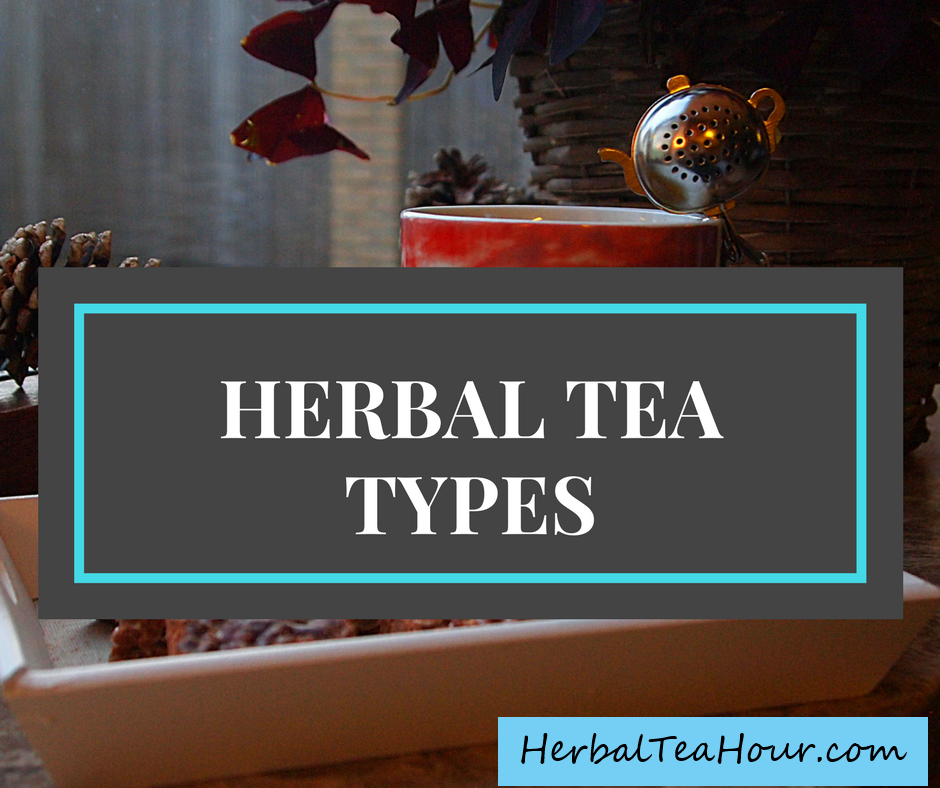 herbal tea types