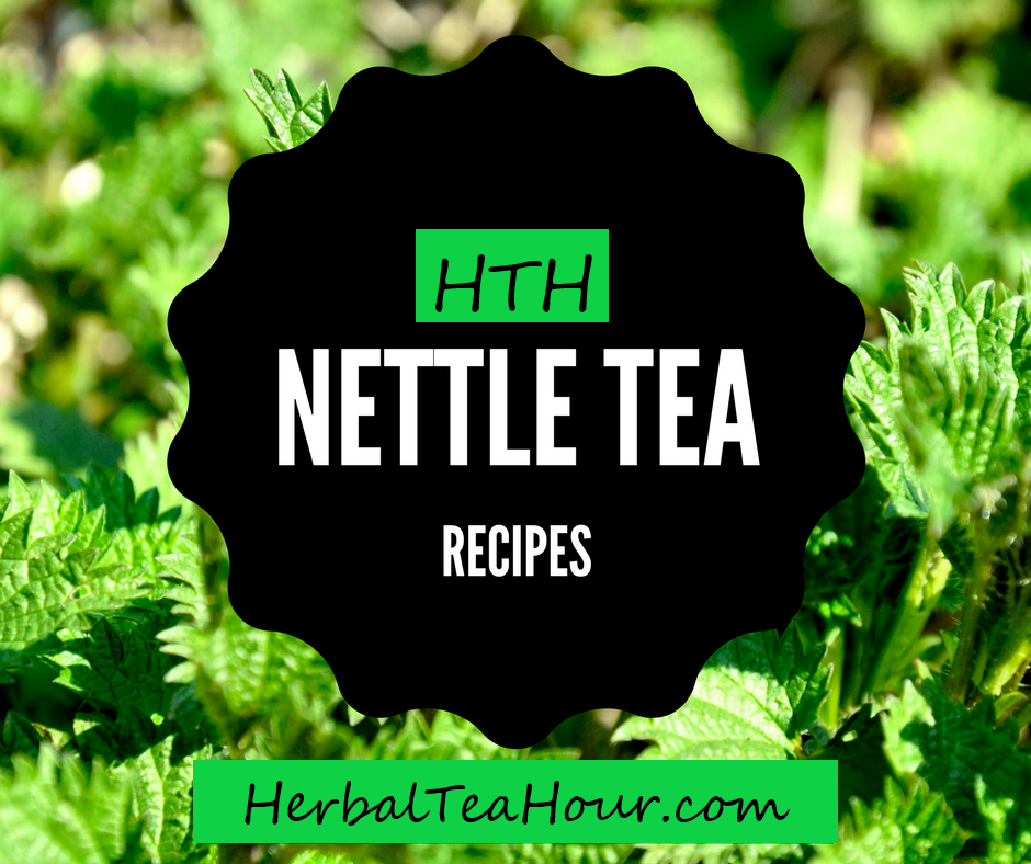 nettle tea recipe