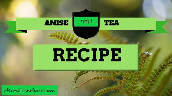 anise tea recipe