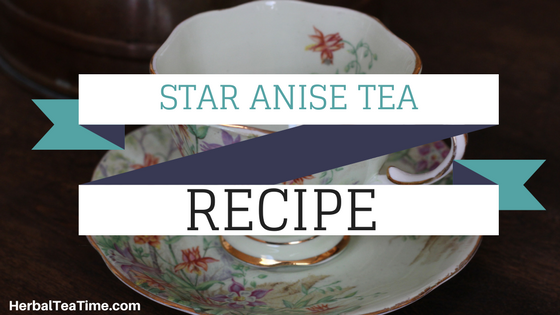 star anise tea recipe