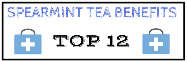 benefits spearmint tea