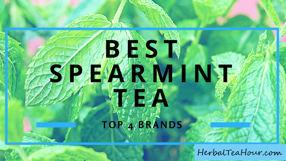 best spearmint tea