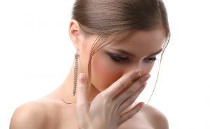 spearmint tea bad breath halitosis