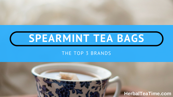 spearmint tea bags