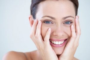 spearmint tea skin benefit