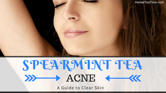spearmint tea acne