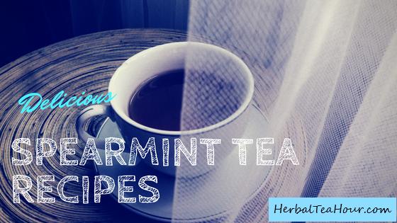 spearmint tea recipe