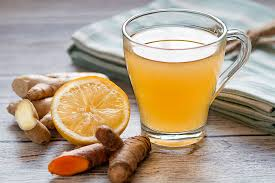 ginger turmeric tea recipe