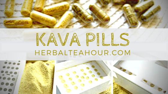 Kava Pills