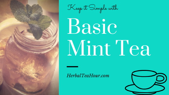 Basic Mint Tea