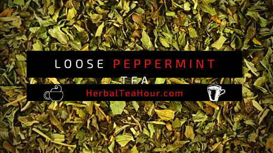 Loose Peppermint Tea