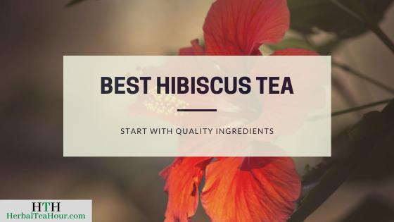 best hibiscus tea