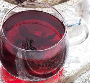 Hibiscus Tea Before Bed